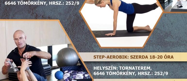 Rendszeres testmozgás