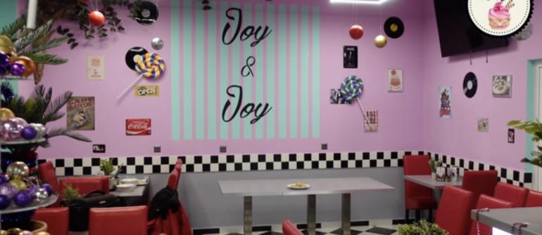 Joy & Joy – Zabpelyhes keksz