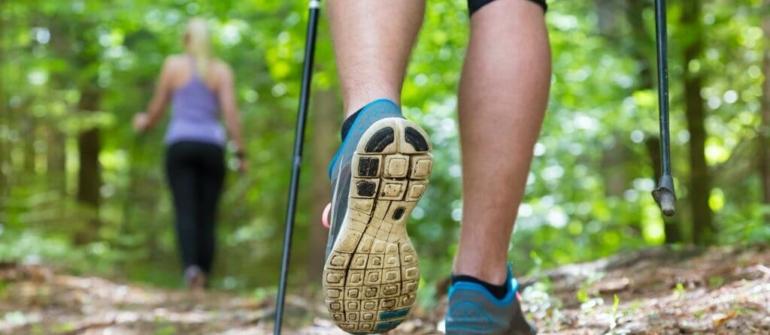 Nordic Walking – Skandináv gyaloglás