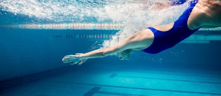 Amatőr úszó edzés heti program